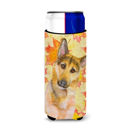 German Shepherd No. 2 Fall Michelob Ultra Hugger for Slim Cans - image 1 de 1