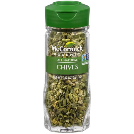 McCormick Gourmet All Natural Chives, 0.12 oz