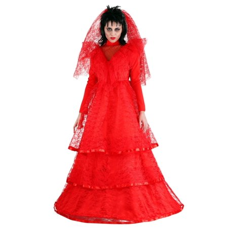 Plus Size Red Gothic Wedding Dress This is a Plus Size Red Gothic Wedding Dress