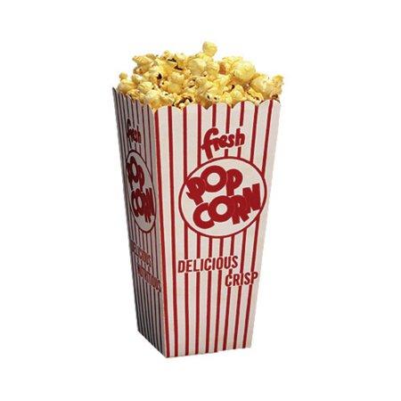 Benchmark USA Popcorn Scoop Boxes (Popcorn Boxes)