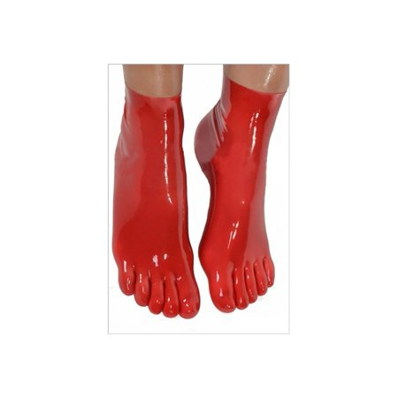 042c94eca42 DAYUE - Mould Rubber Socks with five Toes 100% natural latex hosen ...