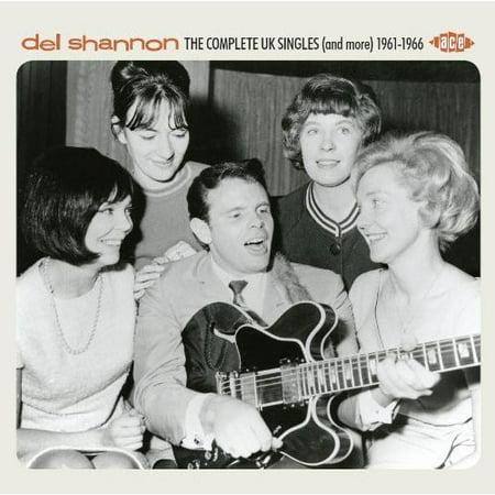 Del Shannon - Del Shannon: Complete Uk Singles & More 1961-66 [CD]