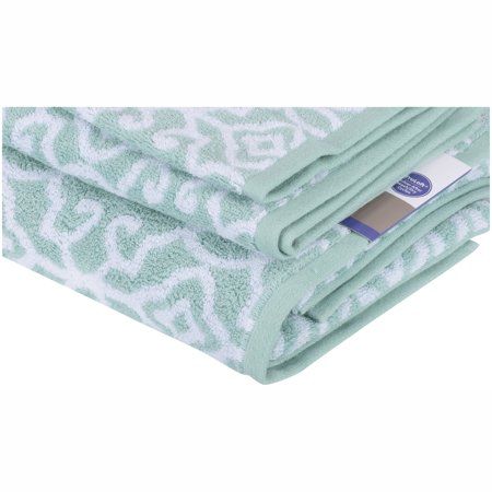 Better Homes and Gardens Thick and Plush Jacquard Bath Collection (Plush Bat)