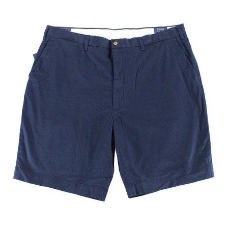 Ralph Lauren Mens Shark Casual Chino Shorts navy 42 Tall - Big & (Ralph Lauren Navy Chino)