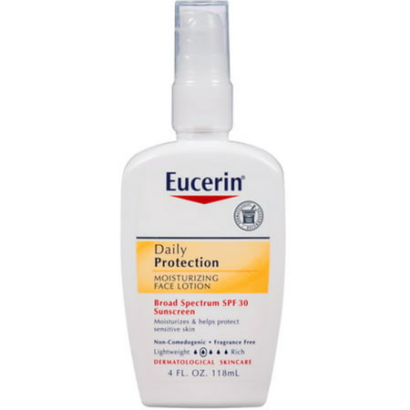 Everyday Protection Face Lotion - Eucerin Everyday Protection Face Lotion SPF 30 4 oz (Pack of 2)