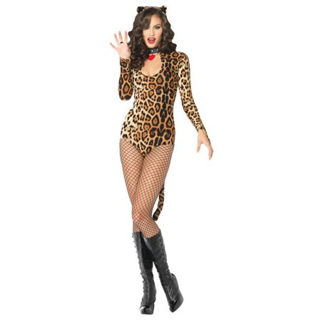 Morris Costume UA83784ML Wicked Wildcat Costume - Medium & - Wildcat Costumes