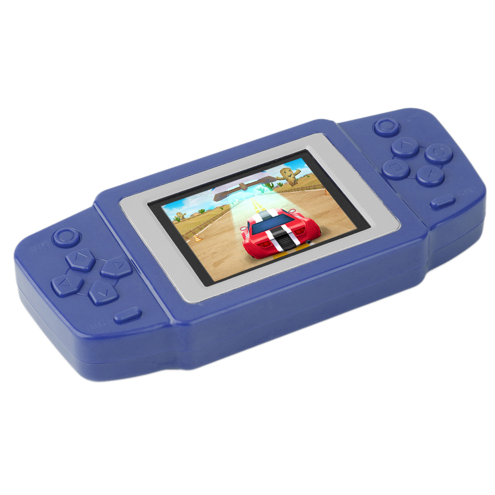 Handheld Game Players 2.5 inch Multicolor Screen Game Console For Kid Children