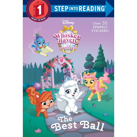 The Best Ball (Disney Palace Pets: Whisker Haven (Best Time To Go To Florida Disney World)