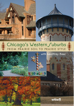 Chicago's Western Suburbs: From Prairie Soil to Prairie Style (DVD) by Ingram Entertainment