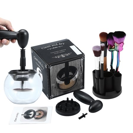 Makeup Brush Cleaner Electric Cleaning Machine Wash and Dry Your Cosmetic Brush Quick and Easy