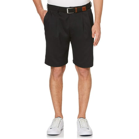 - Pleated Microfiber Stretch Short