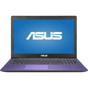 "ASUS 15.6"" X553SA-WS01-RD Laptop PC with Intel Celeron N3050 Processor, 4GB Memory, 500GB Hard Drive and Windows 10"
