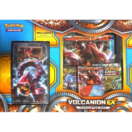 Pokemon X & Y Volcanion-EX Challenge Box (Pokemon X Target)