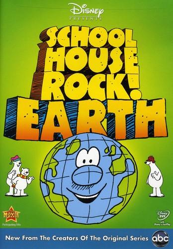 Schoolhouse Rock: Earth by DISNEY/BUENA VISTA HOME VIDEO