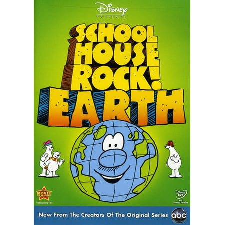 Schoolhouse Rock: Earth (DVD) (School House Rock Shot Heard Around The World)