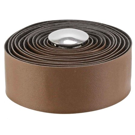 SOMA Fabrications Faux leather bar tape, brown -