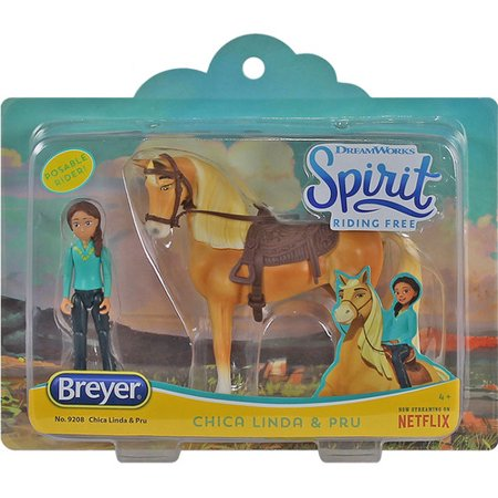 Breyer Chica Linda & Pru Small Set (Spirit, DreamWorks) - Spirit Halloween Superstore Coupons