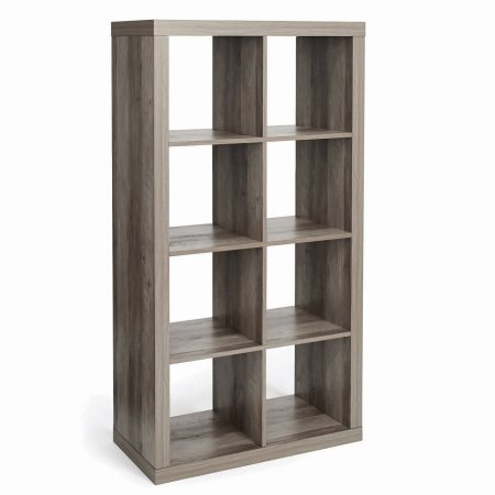 Better Homes And Gardens 8 Cube Storage Organizer Multiple Colors Best Bookcases