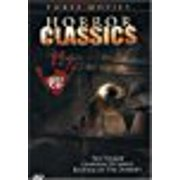 Horror Classics: The Terror Carnival of Souls Revenge of the Zombies by