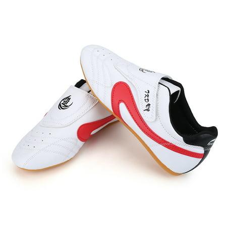Ejoyous Kung Fu Shoes,Unisex Taekwondo Boxing Kung Fu Tai Chi Sport Gym Shoes For Children Adults Hot, Boxing Shoes