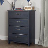South Shore Ulysses 4-Drawer Chest, Blueberry