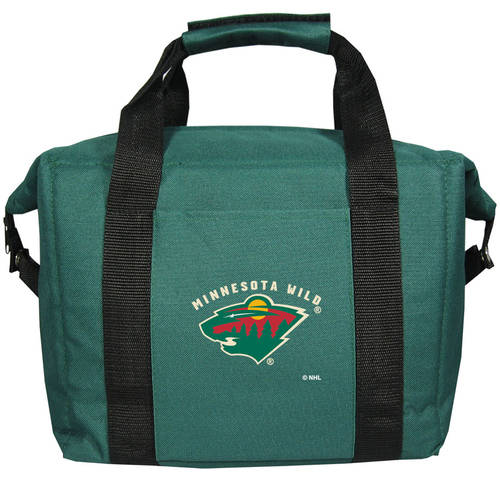 NHL Minnesota Wild 12-Pack Kooler Bag