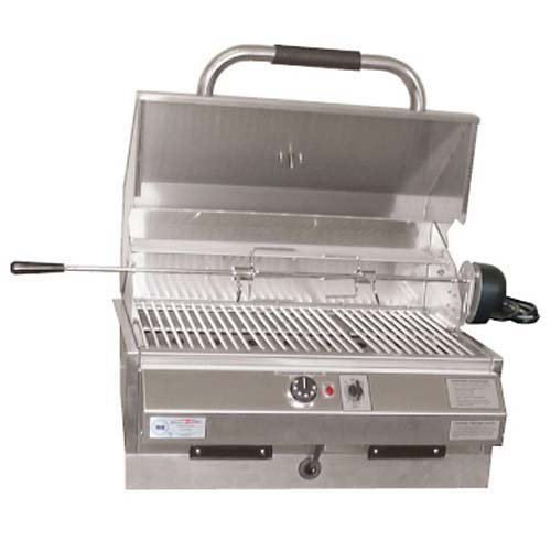 Electri-Chef Island 24 in. Built-in Electric Grill