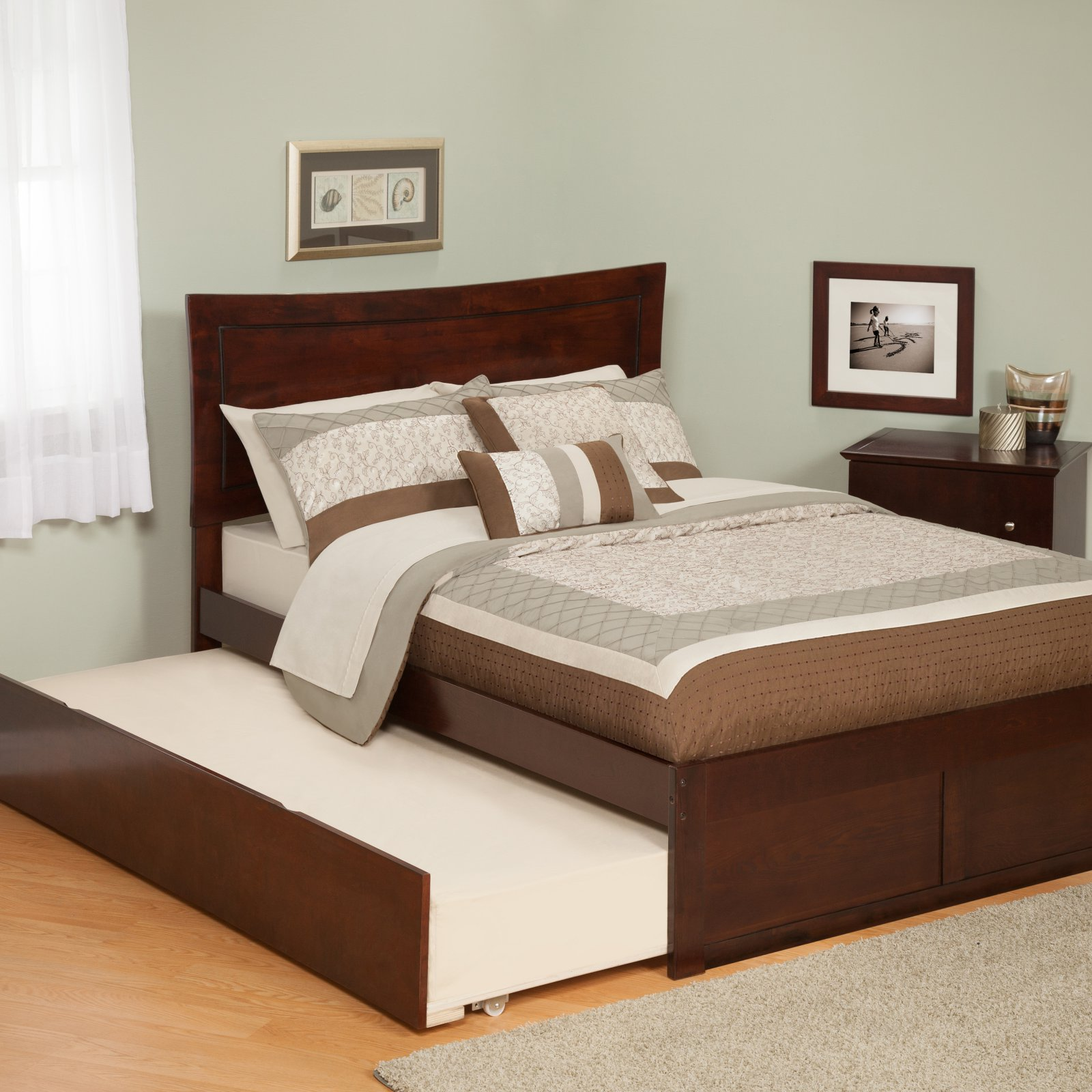 Urban Lifestyle Metro Platform Bed