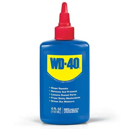 WD-40 BIKE Multi-Use Product, 4oz Drip Original Formula