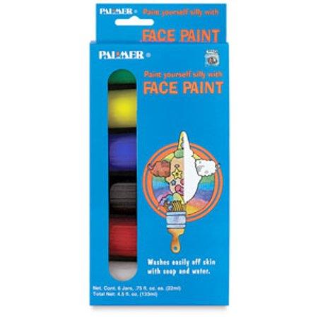 - Palmer Face Paint - Yellow, 2 oz bottle