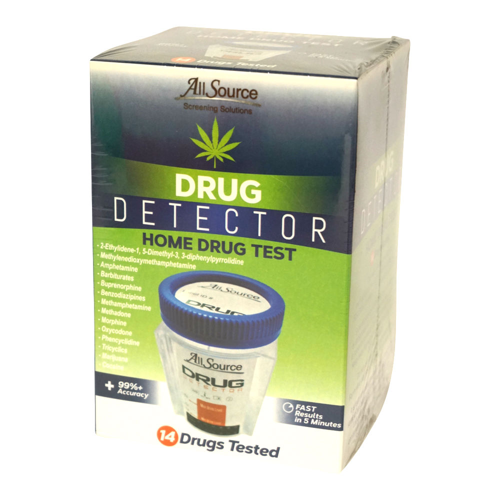 AllSource Drug Detector (SUPREME SCREEN) 14 Panel Home Drug Test
