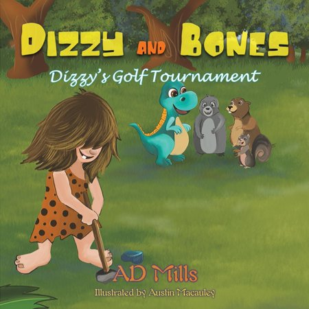 Dizzy And Bones: Dizzy's Golf Tournament