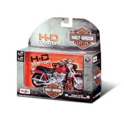 Harley Davidson 1:18 Die-Cast Vehicle, Assorted
