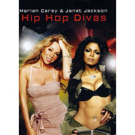 HIP HOP DIVAS-JANET JACKSON/MARIAH CAREY (DVD/2 DISC) (Chris Brown Hip Hop)