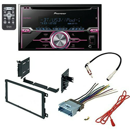 chevrolet 2000 - 2005 cavalier car radio stereo cd player dash install mounting kit harness - packag+a356:a392e