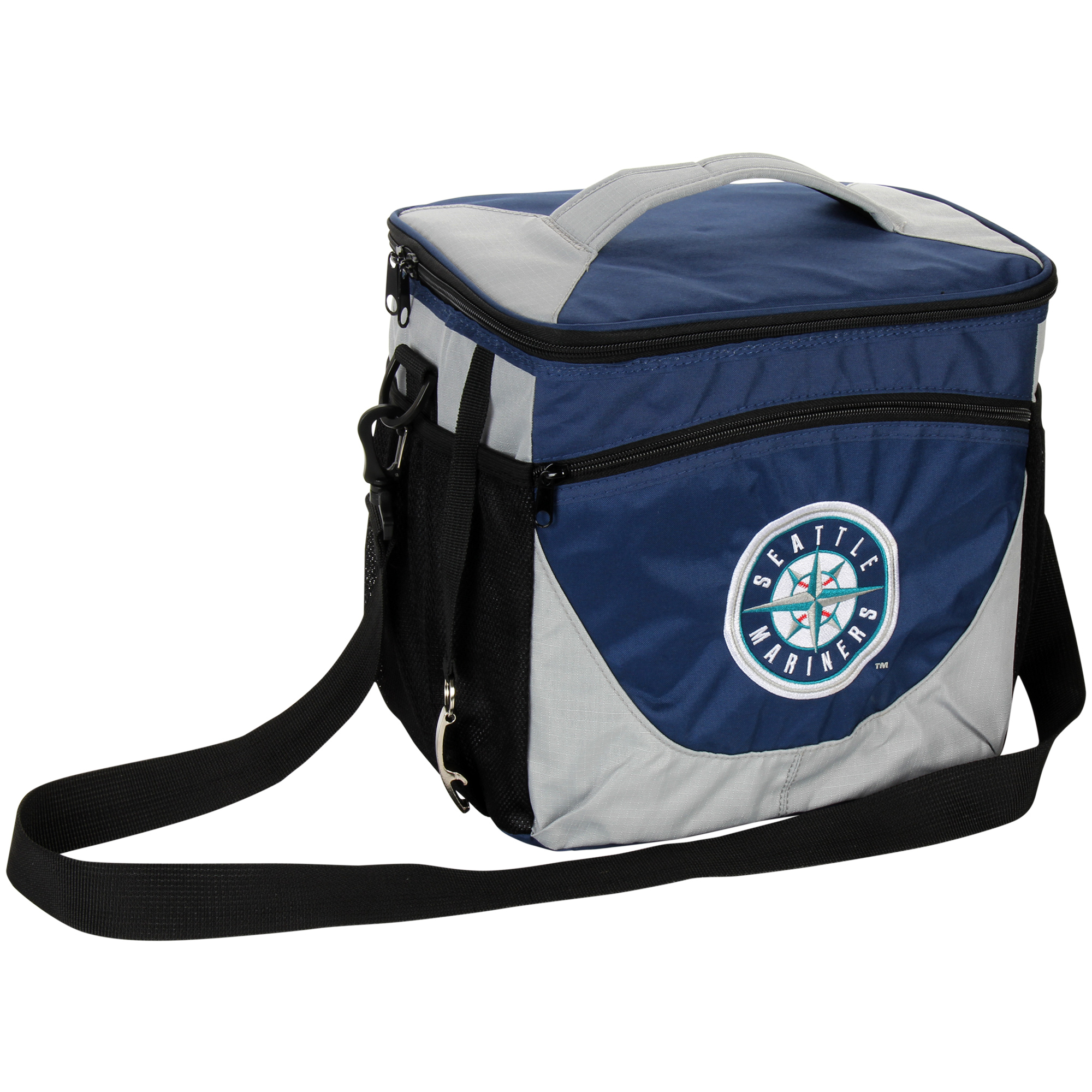 Seattle Mariners 24-Can Cooler Tote - No Size