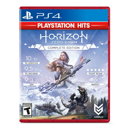 Horizon Zero Dawn: Complete Edition PlayStation® Hits, Sony, 711719531531