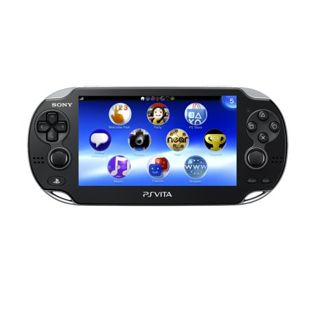 Sony PCH-1101 Playstation Vita with WiFi/3G (Certified Refurbished) (Pch 1101)