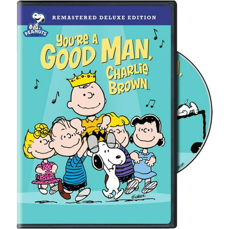 You're a Good Man Charlie Brown (DVD)](Charlie Brown Halloween Full)