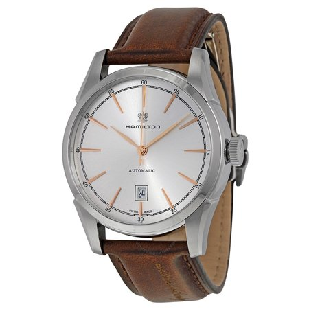 Spirit of Liberty Automatic Silver Dial Mens Watch H42415551