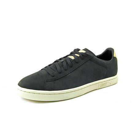 3b2c4f3cf5b9 Puma Court Star Clean Men Round Toe Leather Sneakers - Walmart.com