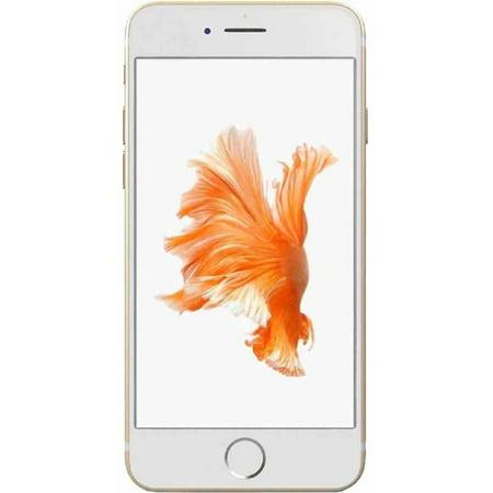 Refurbished Apple iPhone 6s 32GB, Gold - Unlocked - Halloween Golden Egg 3-2