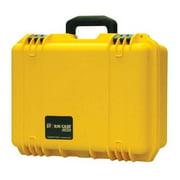 Pelican iM2200 Case, Watertight, Padlockable Case, No Foam or Divider Interior, Black