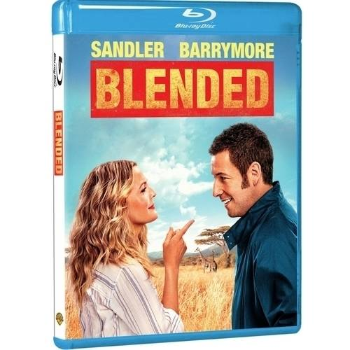 Blended (Blu-ray + DVD + Digital HD With Ultraviolet) (With INSTAWATCH)