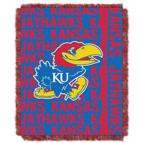 Kansas Jacquard Woven Throw Blanket