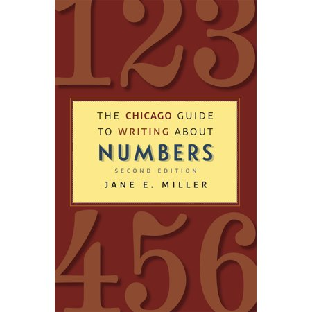 The Chicago Guide to Writing about Numbers, Second Edition (Halloween Writing 2nd Grade)