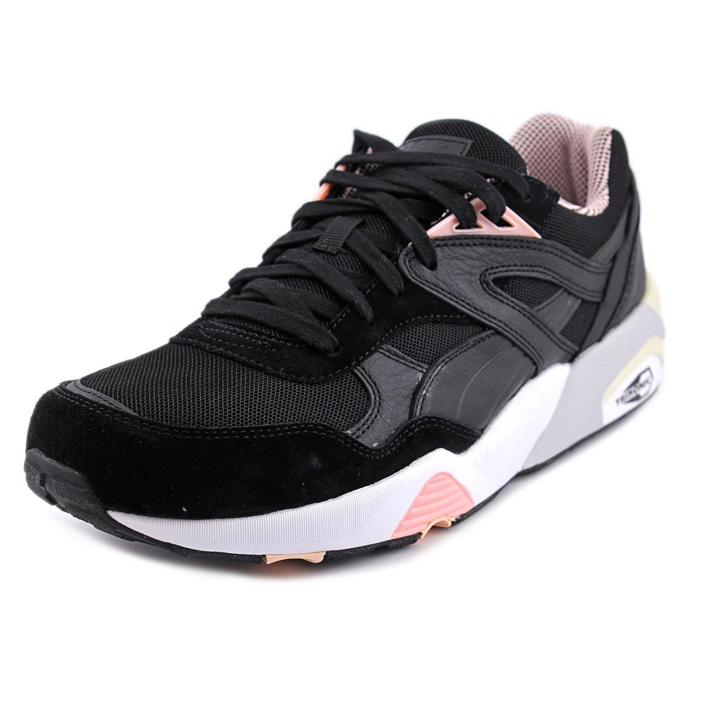 Puma Aley Women  Round Toe Synthetic Black Sneakers