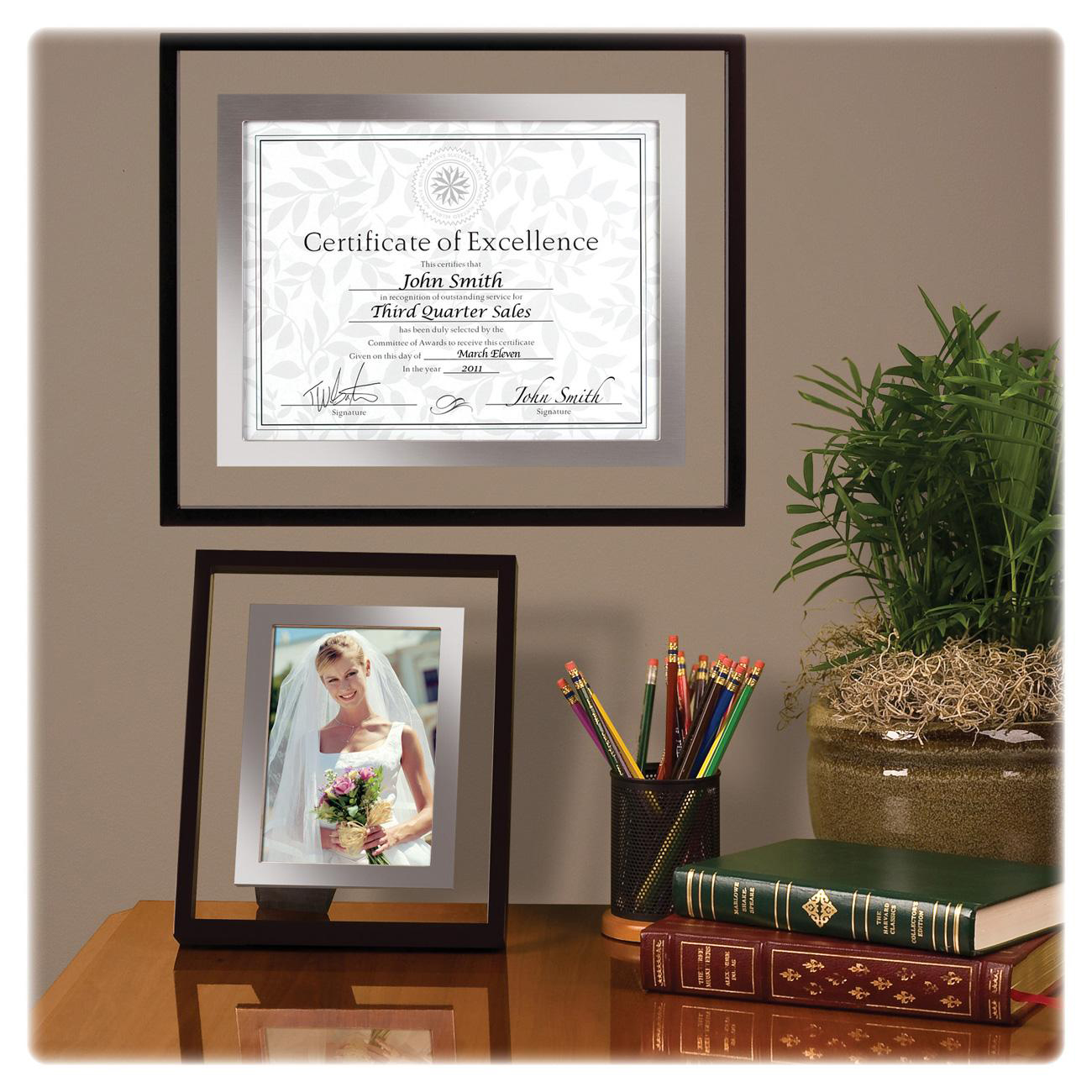 burnes upper west side document float frame 15 x 13 frame 11 x 850 insert desktop vertical horizontal glass wood black n1858n4t