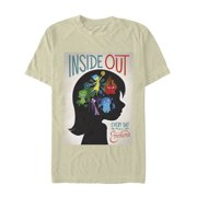 Inside Out Men's Poster T-Shirt