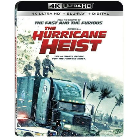 The Hurricane Heist (4K Ultra HD + Blu-ray + Digital)](Payday 2 Halloween Heist)